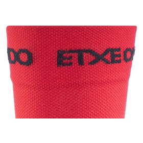 Etxeondo Soquette Argi Cykelstrømper rød
